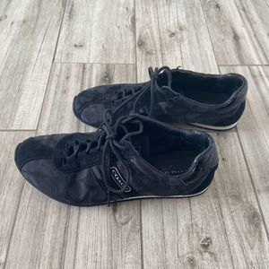 Coach Kathleen Woman's Shoes Black Size 7.5M